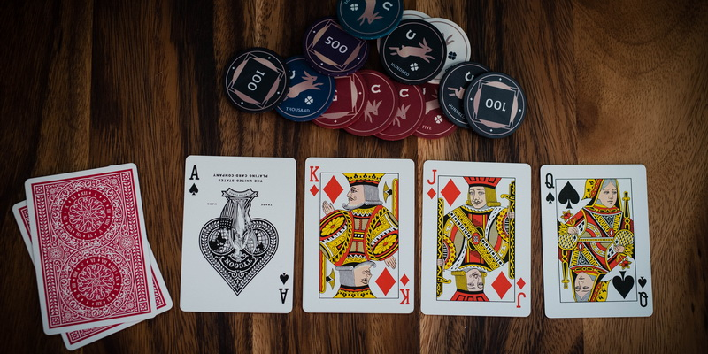 4 cards - 5 card and 7 card stud poker rules