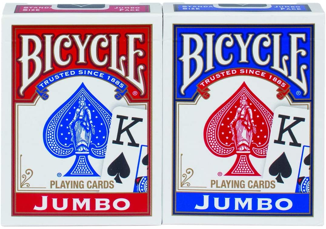 Bicycle Standard best playing cards for poker