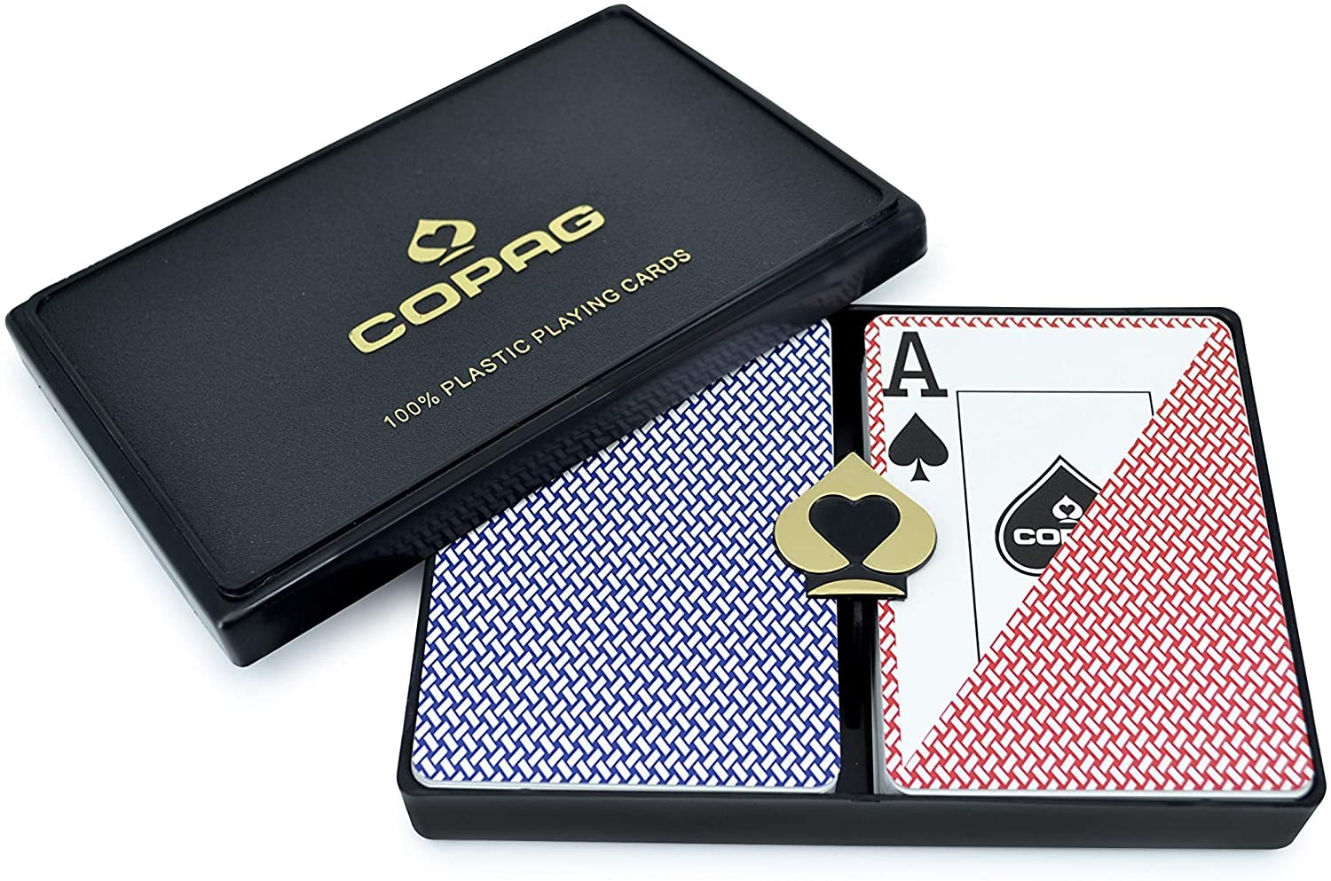 Copag Export Design Plastic playing Cards