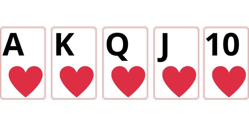 High hand in showdown - how to play omaha poker