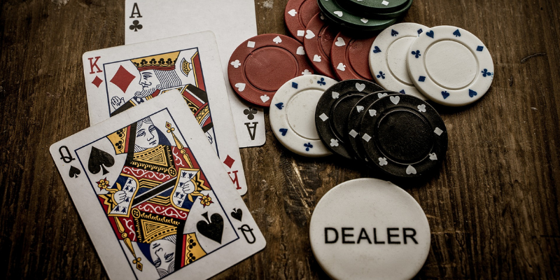 Cards and chips - texas holdem how to play