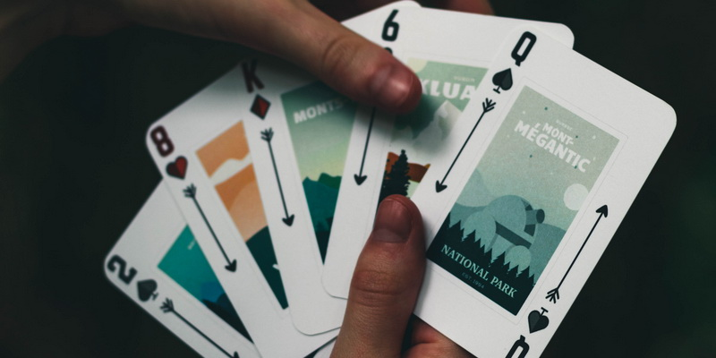 5 card draw hands, rules and strategy