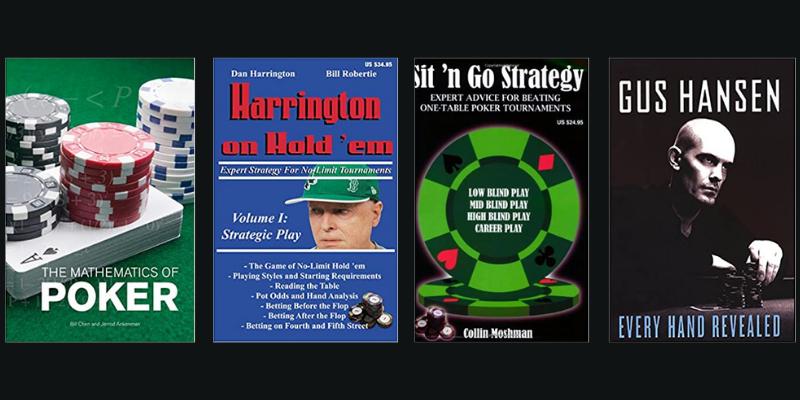 4 best poker books for beginners