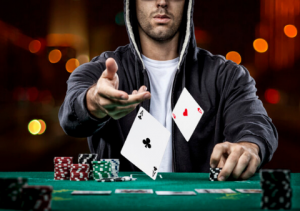 Read more about the article Texas Holdem tournament strategy
