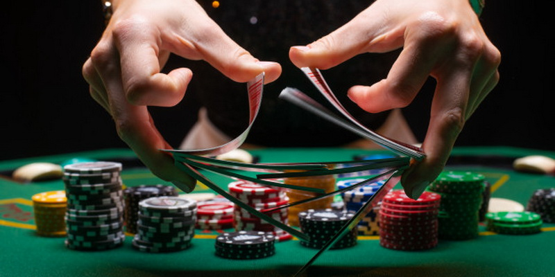 Cards and chips - texas holdem tournament strategy
