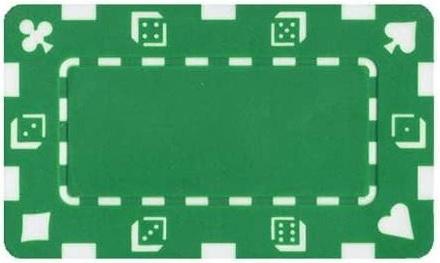 value of poker chips