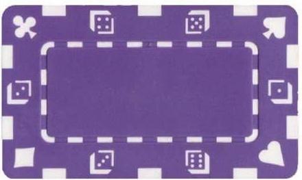 poker chip color values