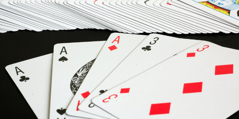 the same cards are used for all poker games list