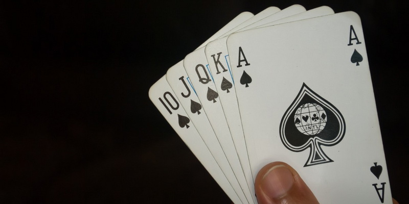 5 cards ir the hand