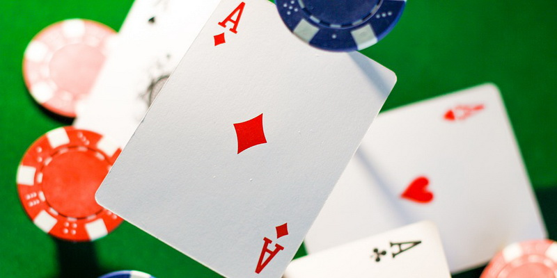 Indian poker rules - a lot of cards