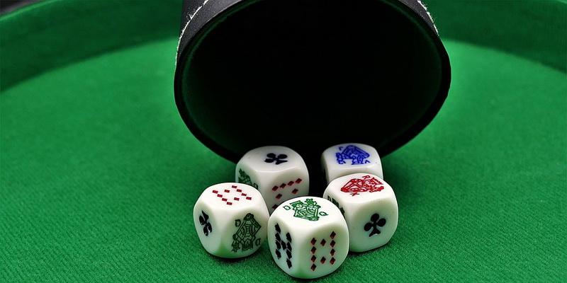 Dice poker board game rules